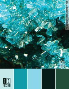 Rock Candy | Color Blocks Design