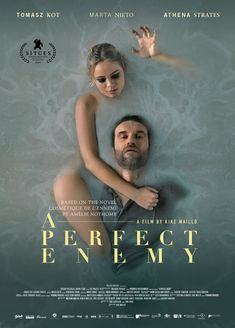 A Perfect Enemy (2021) Successful architect Jeremy Angust is approached on his trip to the Tokyo International Airport by a chatty girl called Texel Textor. She is a strange young woman who seems to be looking for captive victims whom she forces to listen to her strange stories. Jeremy loses the flight because of Texel and once they are installed in the lounge area, he will not be able to get rid of the annoying stranger.