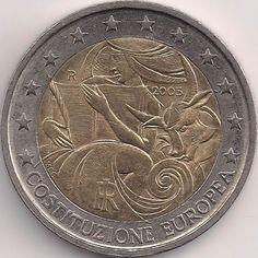Motivseite: Münze-Europa-Südeuropa-Italien-Euro-2.00-2005