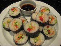 Sushi - Made Easy - Healthy Recipe
