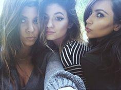 Kourtney, Kylie, & Kimberly