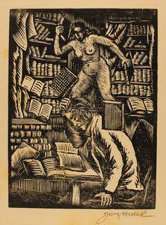 Josef Hodek, Art-exlibris.net