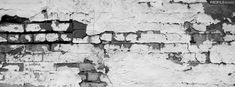 Black and White Grunge Wall Facebook Cover Photos Vintage, Facebook Header, Best Facebook Cover Photos, Fb Cover Photos, Twitter Cover, Covers Facebook, Facebook Banner, Vintage Photos, Fb Background