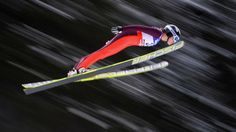 Great interactive video on ski jumping