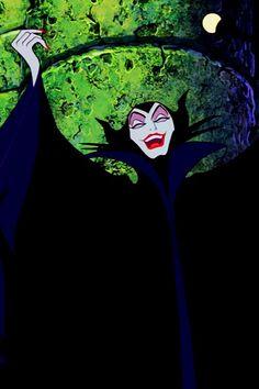 Maleficent - she will always be my favorite Disney villain! Walt Disney, Evil Disney, Disney Magic, Disney Art, Sleeping Beauty 1959, Sleeping Beauty Maleficent, Disney Sleeping Beauty, Disney Dream, Disney Style