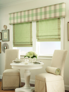 Custom Fabric Shades