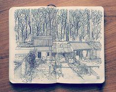 https://www.behance.net/gallery/22574529/22-Sketchbook-2014