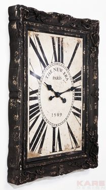 Wall Clock:  KARE - Der absolute Wohnsinn - Möbel, Leuchten, Wohnaccessoires und Geschenkartikel