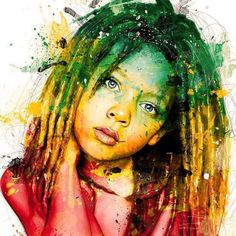 73 Best Rastafari art images