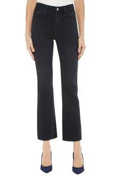 AG Jeans Official Store, The Revolution - Sloe Black, sloe black, Women's Alexa Chung, VBT1581