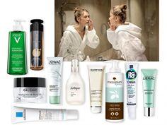 Γυαλάδα, διεσταλμένοι πόροι, σημάδια ακμής και μαύρα στίγματα στο πρόσωπο αποτελούν τις βασικότερες ενδείξεις ότι Jurlique, Cream Cream, Face Wash, Lifestyle, Gingham