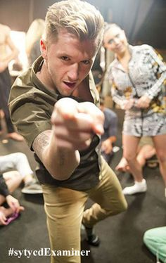 Travis Wall- So You Think You Can Dance Examiner #sytycdExaminer #SYTYCD