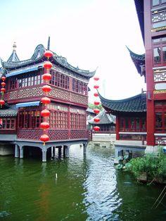 Shangaï - Pagodes