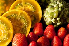 Ingredientes exóticos para tus #ensaladas de #verano