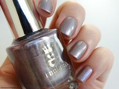 Maria's nail: 411. A-England - Princess Tears (from The Legend)