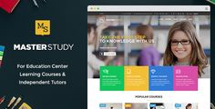 Masterstudy v1.6.1 – Responsive Education Center WordPress Theme