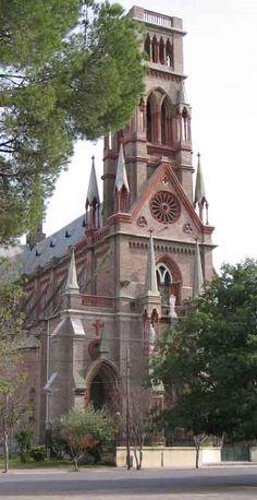 Iglesia de Villa Allende. Cordoba. Argentina