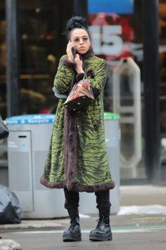 FKA Twigs Fashion Style