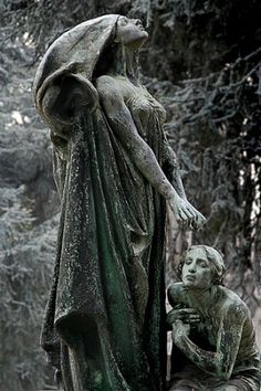 Cemetery beauty