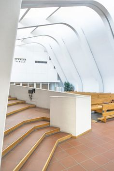 Alvar Aalto, Alba Deangelis · Church of the Assumption of Mary