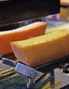 KAPPACASEIN in the Bourough Market is where I can find Raclette!