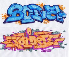 Sketch Battle - Sonrie vs Bona