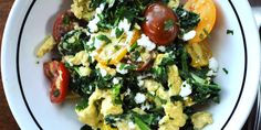Kale and Egg Scramble
