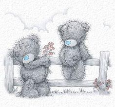 tatty teddy bear - Google Search Teddy Photos, Teddy Bear Images, Teddy Bear Pictures, Tatty Teddy, Cute Images, Cute Pictures, Teddy Bear Drawing, Teddy Beer, Blue Nose Friends
