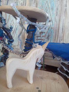 gruenezwerge: Eisschloss (uwyh: Umbau von Spielzeug) Chair, Furniture, Home Decor, January, Ice, Clearance Toys, Decoration Home, Room Decor, Home Furnishings