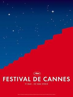 The poster - Festival de Cannes 2015 (International Film Festival)