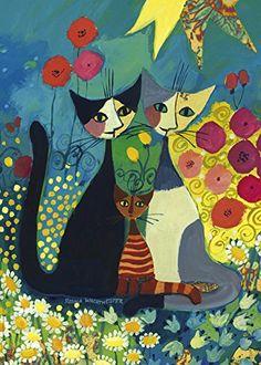 Die 204 Besten Bilder Von Rosina Wachtmeister Katzen Rosina