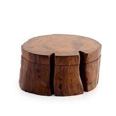 Wood Box.