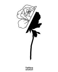 Tumblr Drawings, Pencil Art Drawings, Easy Drawings, Tattoo Drawings, Body Art Tattoos, Art Sketches, Tattoo Sketches, Desenho Tattoo, Flash Art