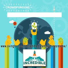 Incredible Dream Machines Review - official launch is 22  http://www.displ.net September 2015