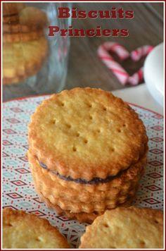 Des biscuits Princiers - Le blog de C'est Nathalie qui cuisine