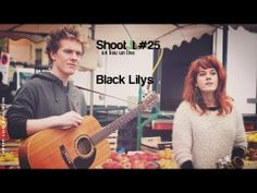 "▶ Black Lilys ""Blood Ties"" (Marché de la Croix Rousse session) Shoot it #25 - YouTube"