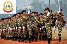 BSF Recruitment 2019 – Apply for 1356 Constable (GD) Posts: The Union Home Ministry (BSF) and the Central Industrial Security Force (CISF) have offered another posts of constables to the Union Territory of Jammu and KK and Ladakh (UTS). Armed Forces, Central Industrial Security Force, Border Security Force, Union Territory, Times Of India News, Bank Jobs, Police Academy, New Times