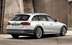 2016 Audi A4 Allroad USA