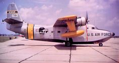 Grumman SA-16B Albatross. Pictured in 1960.