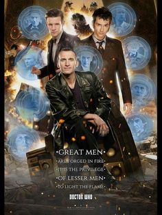 The Doctors - Doctor Who