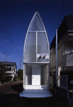 "From Dan's Blog....  Designed by: Atelier Tekuto 1995  ""Luck Drops House"""