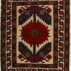Taimani Burjasta Hand Knotted Killim Size: M x M Knots, Rugs, Home Decor, Farmhouse Rugs, Decoration Home, Room Decor, Knot, Carpets, Interior Design