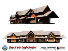 Elders & Family Housing (Forest Wilderness) Broadway Architects, Rob Sieniuc