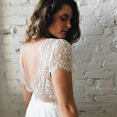 :heart_eyes: the new @truvellebridal collection! see it this weekend in dallas. call to book your trunkshow appt.