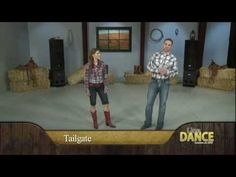 Line Dance Lessons - Tailgate Line Dance Instruction