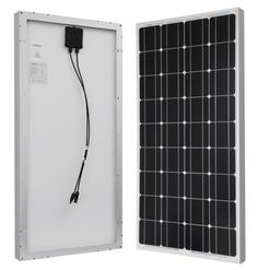 Go Green 4 Health. Can Solar Energy Replace Your Dependance On The Power Company? Solar power is a good candidate for anyone thinking about green energy. Solar energy enables you to power your home with sunlight. 100 Watt Solar Panel, 12v Solar Panel, Solar Panel Kits, Best Solar Panels, Diy Solar, Power Generator, Solar House, Solar Energy System, Alternative Energy