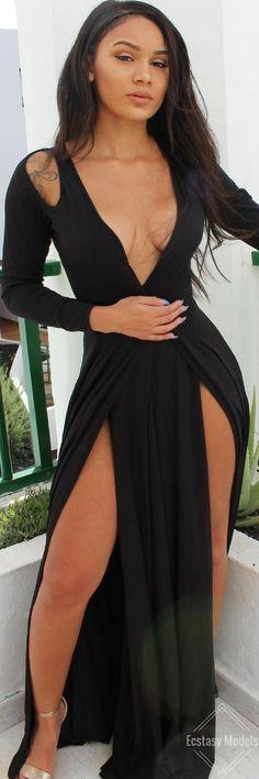 Dress by @lemonlunar // Fashion Look by Clarisse Juliette