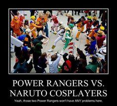 power rangers funny