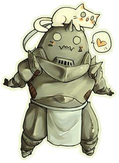 Fullmetal Alchemist - Al by ~linedup