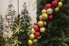 Natale 2017 allestimento pronto! Un'intera area dedicata ad addobbi e decori, con tante novità e idee per i vostri allestimenti natalizi.